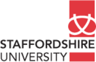 Staffordshire University - Image: Staffordshire University logo