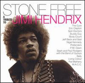 Stone Free: A Tribute to Jimi Hendrix - Image: Stone Free A Tribute to Jimi Hendrix