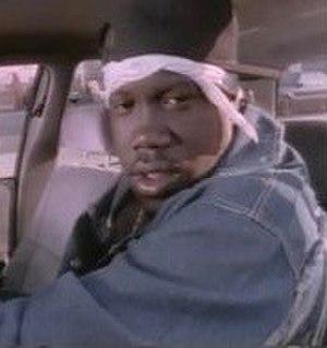 Stretch (rapper) - Stretch in 1993