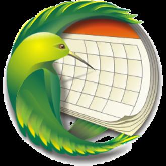 Mozilla Sunbird - Image: Sunbird Icon