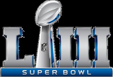 Super Bowl LIII logo