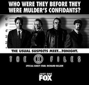Unusual Suspects (The X-Files) - Image: TXF Unusual Suspects