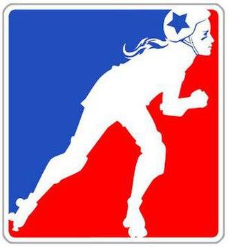 Roller Derby France - Image: Team France roller derby logo