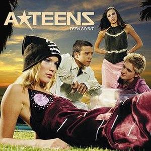 Teen Spirit (album) - Image: Teenspiritcoverswede n