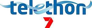 Channel Seven Perth Telethon - Telethon logo