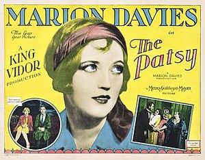 The Patsy (1928 film) - Lobby card