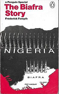 <i>The Biafra Story</i> Non-fiction book on the Biafran War