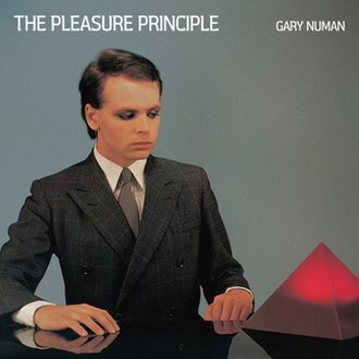 The Pleasure Principle (Gary Numan album) - Image: The Pleasure Principle 1