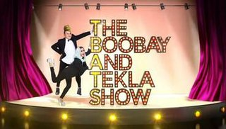 <i>The Boobay and Tekla Show</i> Philippine television and web show