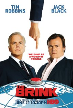 The Brink (TV series) - Promotional poster
