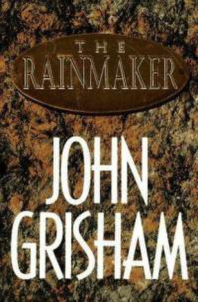Picture of a book: The Rainmaker