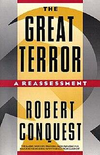 <i>The Great Terror</i> book