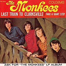 The Monkees single 01 Last Train to Clarksville.jpg