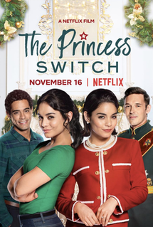 <i>The Princess Switch</i> 2018 film by Mike Rohl