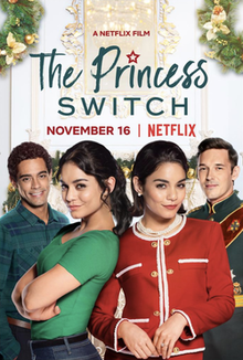 The Christmas Switch.The Princess Switch Wikipedia