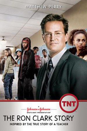 The Ron Clark Story - DVD cover