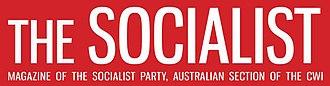 The Socialist (Australian magazine) - Image: The Socialist magazine logo