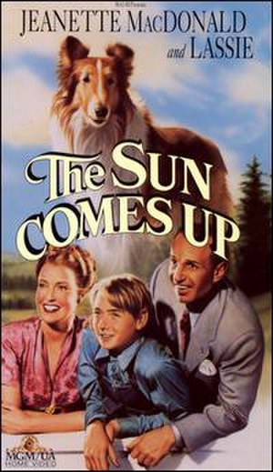The Sun Comes Up - VHS cover