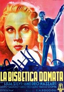 <i>The Taming of the Shrew</i> (1942 film) 1942 film by Ferdinando Maria Poggioli