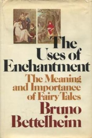 The Uses of Enchantment - Cover of the first edition