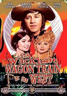 <i>The Wackiest Wagon Train in the West</i> 1976 American Western comedy film