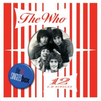 The 1st Singles Box - Image: The Who (singles box 1)