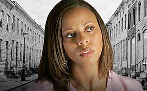Barksdale Organization - Donette is the mother of D'Angelo's child, played by Shamyl Brown.