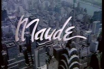 Picture of a TV show: Maude