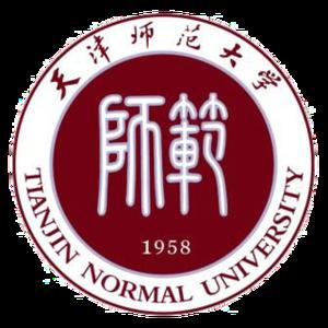 Tianjin Normal University - Image: Tianjin Normal University logo 2