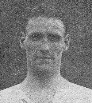 Tom Garnish - Garnish while with Brentford in 1924.