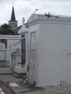 Louisiana Voodoo - Tomb of Marie Laveau