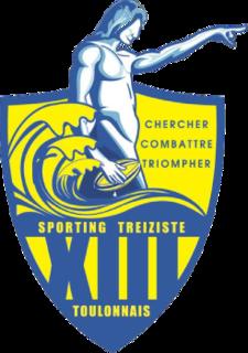 Toulon XIII Métropole French semi-professional rugby league club