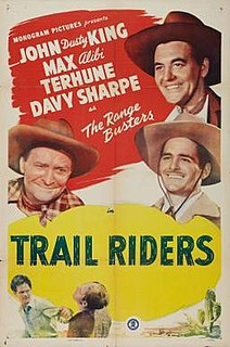 <i>Trail Riders</i> 1942 film by Robert Emmett Tansey
