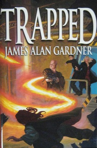 Trapped (Gardner novel) - Image: Trapped (Gardner novel)