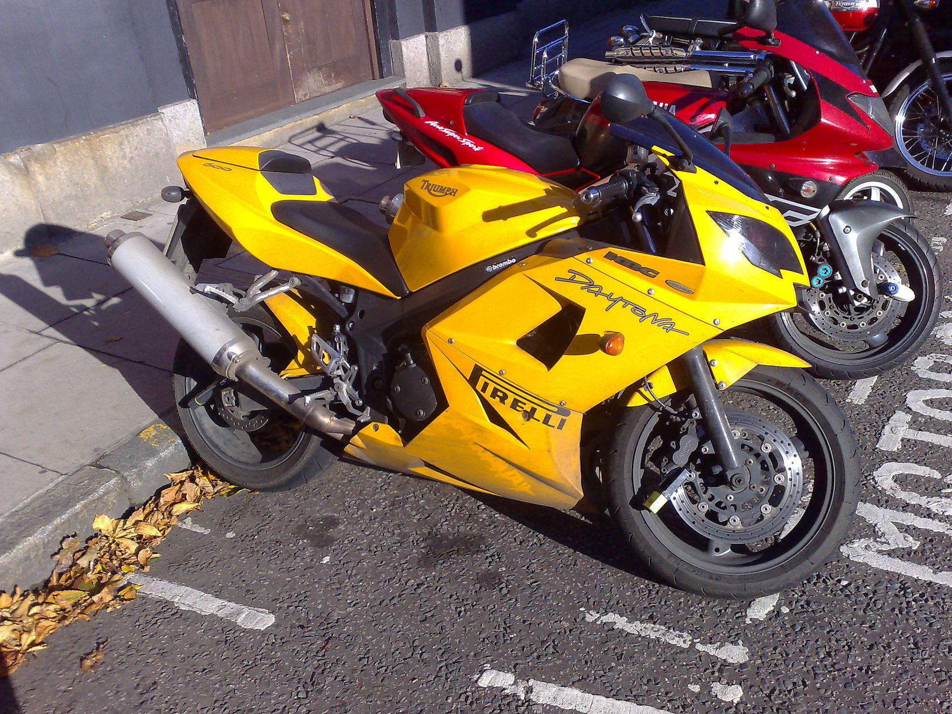triumph daytona 600 wikipedia. Black Bedroom Furniture Sets. Home Design Ideas
