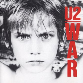 War (U2 album) - Image: U2 War album cover