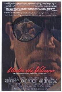 <i>Under the Volcano</i> (film) 1984 film by John Huston