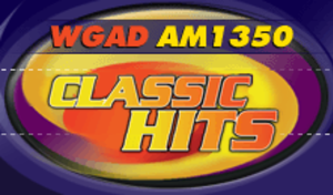 WTDR (AM) - Oldies format logo