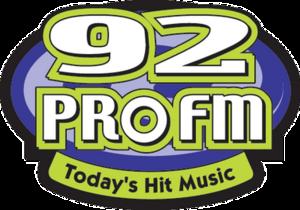 WPRO-FM - Image: WPRO FM logo