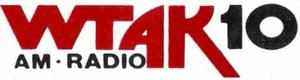 WDJL - WTAK logo