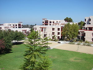 Earl Warren College - Residence halls in Warren College