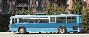 Whistler Transit System - Previous branding of transit in Whistler