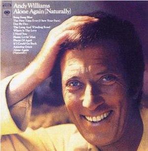 Alone Again (Naturally) (album) - Image: Williams Alone