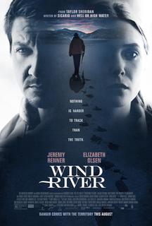 <i>Wind River</i> (film) 2017 film by Taylor Sheridan