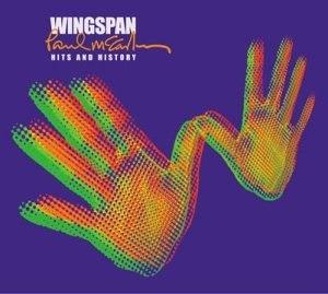 Wingspan: Hits and History - Image: Wingspan.albumcover