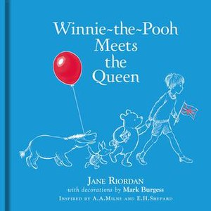 Winnie-the-Pooh Meets the Queen - Image: Winnie The Pooh Meets the Queen