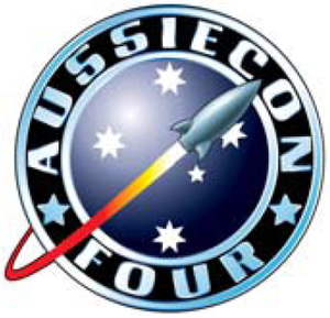 68th World Science Fiction Convention - Image: Worldcon 68 Aussiecon 4 logo