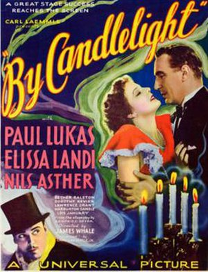 """By Candlelight - Image: """"By Candlelight"""" (1933)"""