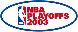 2003 NBA playoffs