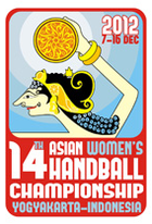 2012 Asian Women's Handball Championship logo.png